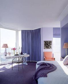 Although I like them all, my fav - Spring 2014 Color Trends - Pantone Color for 2014 - ELLE DECOR
