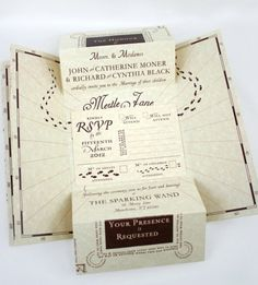 Why am I not having a Harry Potter themed wedding?