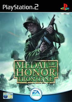 Medal of Honor: Frontline (PS2) - http://www.cheaptohome.co.uk/medal-of-honor-frontline-ps2/