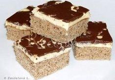 Zakázaná buchta Czech Recipes, Ethnic Recipes, Eastern European Recipes, Pavlova, Sweet Recipes, Tiramisu, Ale, Sweet Tooth, Food And Drink