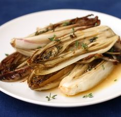 from 52 kitchen adventures honey roasted endive honey roasted endive ...