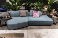 New Dion #Sofa. Discover more on www.alberta.it