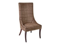 Ever a popular choice, the Catherine is both comfortable and stylish. Frame made in mahogany and available in the contemporary Modern Dark finish. Furniture Collection, Modern Contemporary, Wicker, Dining Chairs, It Is Finished, Popular, Dark, Stylish, Frame