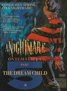 A NIGHTMARE ON ELM ST.5 - THE DREAM CHILD.