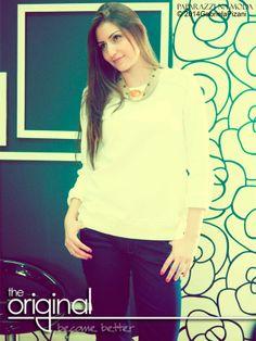 O estilo de vida da mulher Maria.Valentina é leve de bem com a vida, Sempre com elegância e sofisticação.