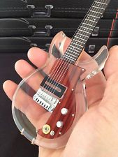 Mini Lucite Ampeg Guitar