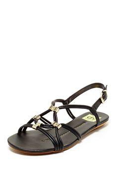 Aneta Wedge Sandal