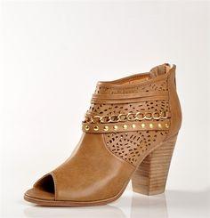 Chaussures FEMME - DECOLLETES MARRON - MASCARA - Chaussures Desmazieres