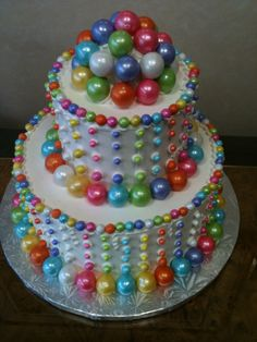 Shimmer Gumballs, Sixlets and Pearls! Always a delicious addition to any dessert!