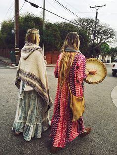 When women were drummers