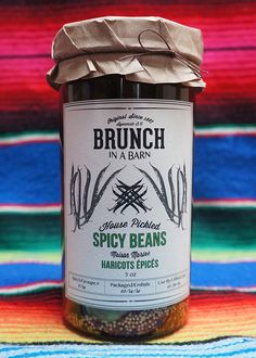 Brunch In A Barn Product Packaging on Behance