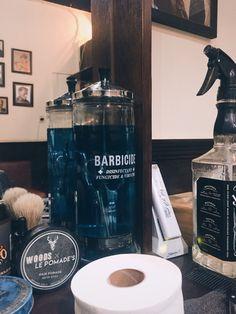 In Barbicide we trust #barbicide