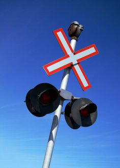 Railroad crossing safety tips -- so good to know!