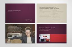 Savviva Corporate Identity on Behance