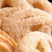 Como hacer Galletas de mantequilla Sweet Recipes, Cake Recipes, Snack Recipes, Cake Cookies, Cupcakes, Diy Cake, Onion Rings, Christmas Cookies, Food And Drink