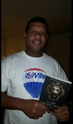 Demetrius Tilly on his way to a great read