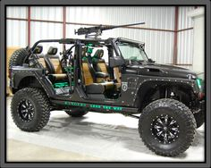 Xtreme Outfitters Jeep Wrangler Call of Duty Black Ops 3