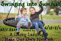 Swinging into Summer Giveaway | Oh My Heartsie Girl