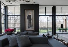 Stylish and ELegant Interior by P&T interiors  3