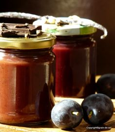 grain de sel - salzkorn: Zwetschgenmus - les meilleures deux du monde