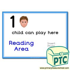How Many Children... Reading Area Signs - Primary Treasure Chest Teaching Activities, Motor Activities, Sensory Activities, Teaching Ideas, Activities For Kids, Classroom Organisation Primary, Eyfs Classroom, Classroom Rules, A4 Poster