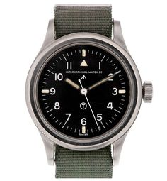 Wednesday Afternoon Find: A Vintage IWC Mark XI For Sale — HODINKEE - Wristwatch News, Reviews, & Original Stories