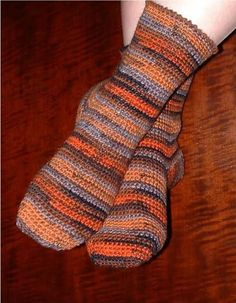 Here you'll find ten crochet sock patterns along with some book recommendations for additional sock crafting.