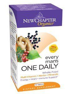 New Chapter  Every Man 72 tabs Pack of 2 * Read more reviews of the product by visiting the link on the image. Note: It's an affiliate link to Amazon.