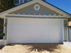 Luxury Home Garage Door Design Ideas. Below are the Home Garage Door Design Ideas. This post about Home Garage Door Design Ideas was posted under the  Custom Garage Doors, Garage Door Design, Custom Garages, Exterior Paint, Exterior Design, Garage Exterior, Best Interior Design Websites, Hamptons Style Homes, Beach Cottage Style