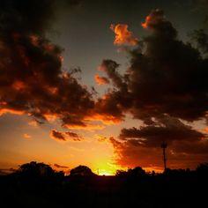 Pôr do Sol no Sudoeste