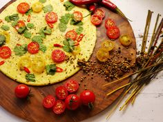 #würzig #deftig und #aussergewöhnlich #indisch im #geschmack. Das #dubisst Masala Omelette 👨🏿 Entdecke das neue #rezept zum #frühstück oder wann immer es dir danach #schmeckt!  #dubistwasduisst #lebensrezept #kur #ernährung #stoffwechsel #paleo #nocarb #lowcarb #keto #Omelette #masala #garam #tomate #ei #orientalisch #eierkuchen #brunch #breakfast