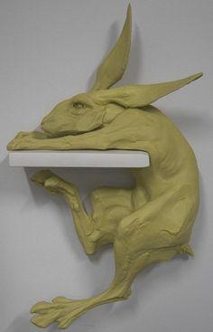 Beth Cavener Stichter | sculpture