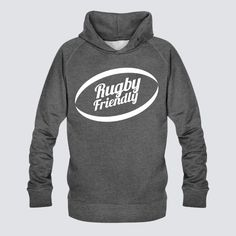 Rugby Friendly Sweat - Sweat-shirt à capuche bio Homme