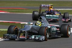 Formula 1 British GP Results: Silverstone Circuit - European Car, by Toni Avery