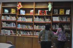 Na Biblioteca de Barbalha você pode levar livros para ler em casa. #leituramuda