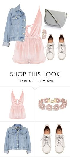 """""""Untitled #451"""" by ksenia1ksu on Polyvore featuring BaubleBar, Topshop and H&M"""