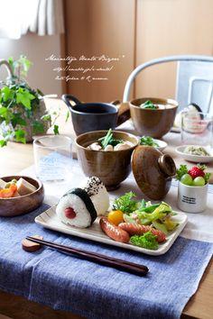 にゅうめんとおにぎりのお家ごはん。 | あ~るママオフィシャルブログ「毎日がお弁当日和♪」Powered by Ameba