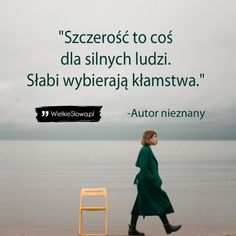 WielkieSlowa.pl - Strona 62 z 583 - Cytaty, sentencje i aforyzmy, które odmienią Twój dzień Positive Quotes, Motivational Quotes, Inspirational Quotes, Thoughts And Feelings, Good Thoughts, Daily Quotes, Book Quotes, Ways To Be Happier, Life Motivation