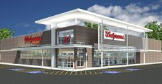 walgreens store design exterior - Google Search