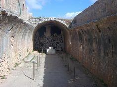 #Arkadi monastery, #Rethymno, #Crete, #pass2greece Rethymno Crete, Greek Mythology, Mount Rushmore, Greece, Mountains, Places, Travel, Greece Country, Viajes