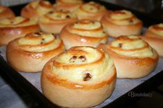 Muffin, Pudding, Breakfast, Food, Food And Drinks, Morning Coffee, Custard Pudding, Essen, Muffins