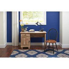 Better Homes and Gardens Crossmill Desk, Multiple Finishes