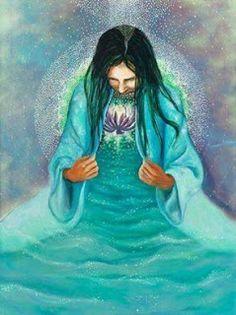 Lótus Sagrado: Fluir das águas internas