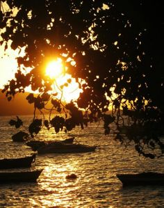 Sunset in Buzios RJ