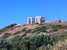 Temple of Poseidon, #Sounio