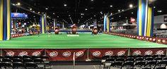 football field flooring