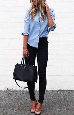 13 Look Good and Chic Outfit Ideas with Jeans 1d1fc84b75c4