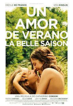 2015 / Un amor de verano - La belle saison