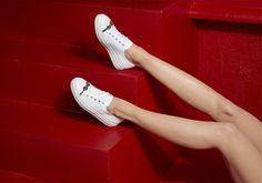 Minna Parikka Phoebe white-silver Adidas Stan Smith, Occult, Adidas Sneakers, Silver, Shopping, Women, Fashion, Moda, Adidas Shoes