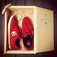 Etnies Marana, need to get my hands on a pair of these